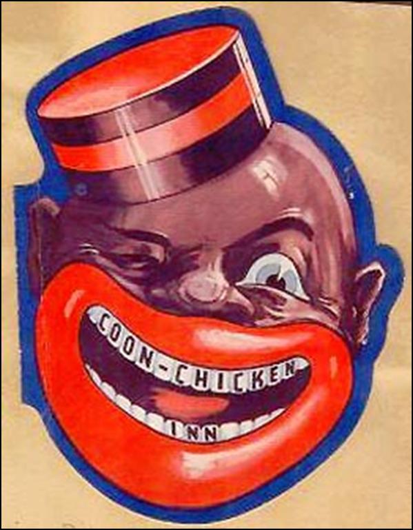Coon Chicken Inn [Cover of menu, Coon Chicken Inn, Lake City, UT 1930] –  Soul Food Menus