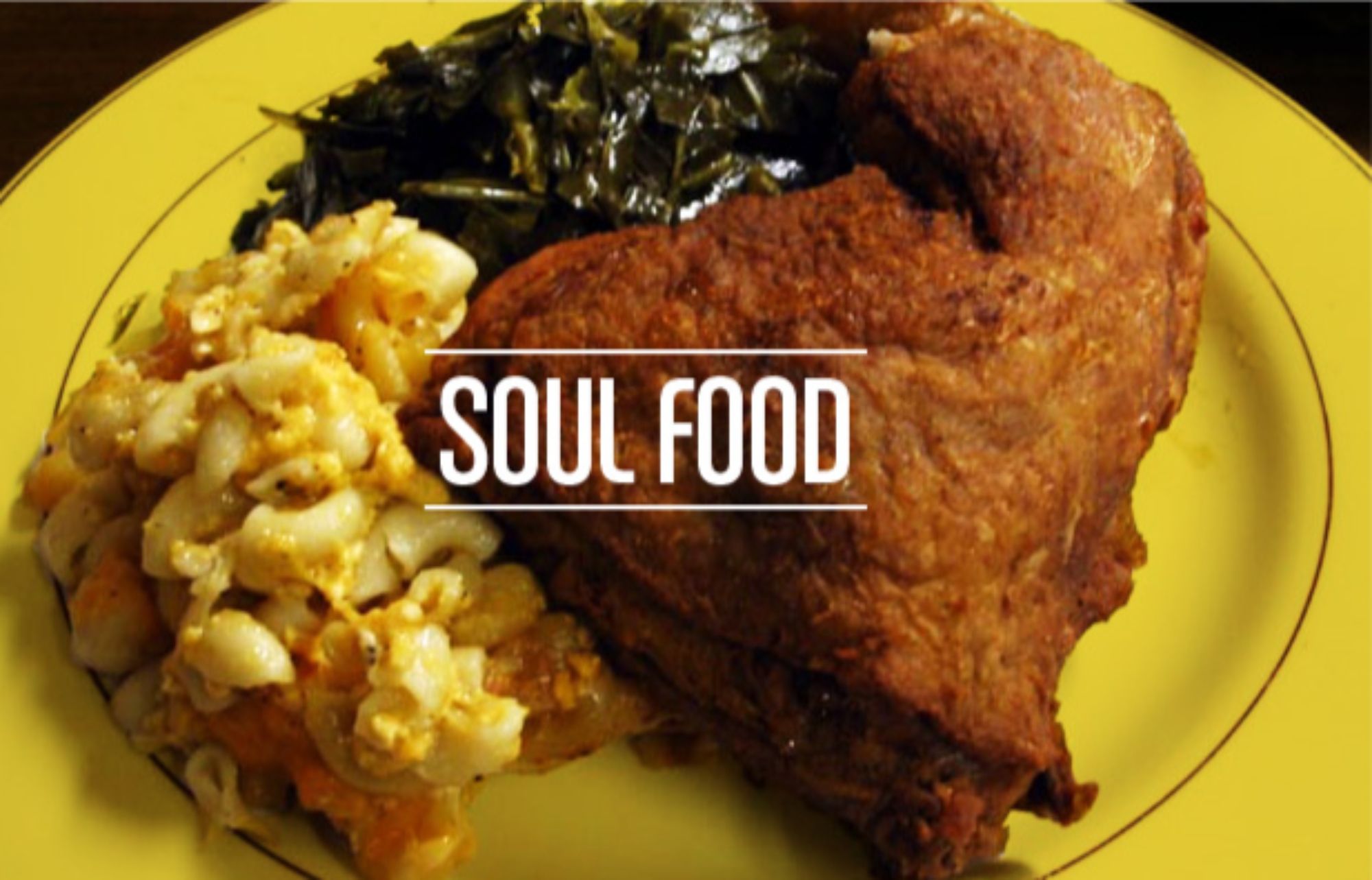 Soul Food Menus